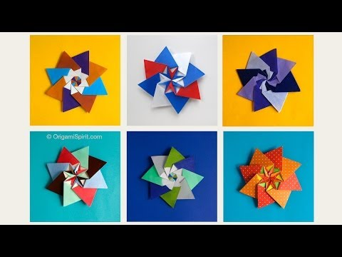 Star Tutorial - 037 -- 8pts, 2D, Modular