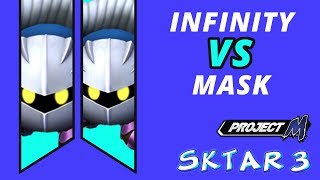 SKTAR 3 PM – Infinity vs Mask – $1 Money Match