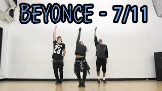 BEYONCE - 7/11 Dance Video | @MattSteffanina Choreography (Intermediate Hip Hop Routine)