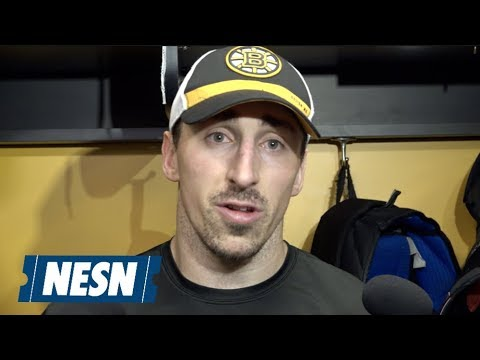 Video: Brad Marchand Praises His Friend, Patrice