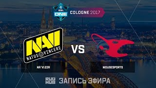 Navi.G2A vs Mousesports - ESL One Cologne 2017 - de_miage [ceh9 , yXo]