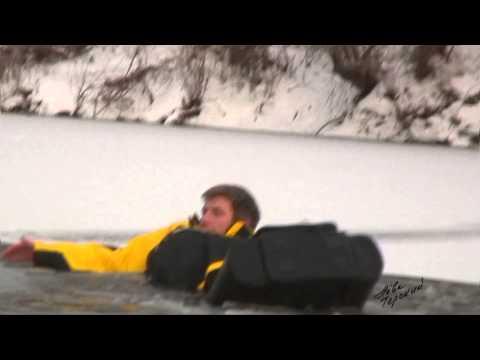 Демонстрація плаваючих властивостей Norfin Raft