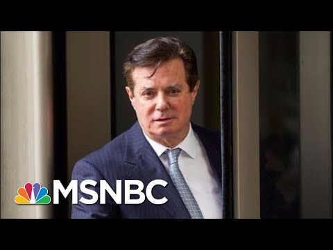 Rudy Giuliani And Sarah Huckabee Sanders Respond To Paul Manafort Plea Deal | MSNBC