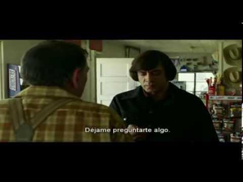 NO COUNTRY FOR OLD MEN - Trailer subtitulado  (Sin Lugar para los Débiles,  2007)