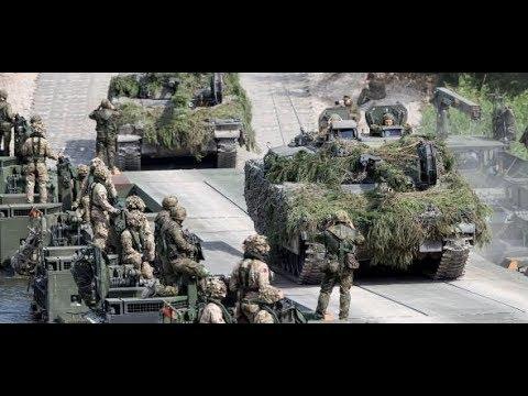 NORWEGEN: Nato bereitet größtes Manöver seit dem Kalten Krieg vor