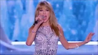 "Video Victoria's Secret fashion show - Taylor Swift ""Trouble"" MP3, 3GP, MP4, WEBM, AVI, FLV Maret 2018"