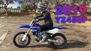 9. 2019 Yamaha YZ450F Review