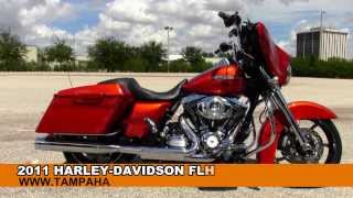 9. Used 2011 Harley Davidson FLHX Street Glide for Sale in Georgia USA