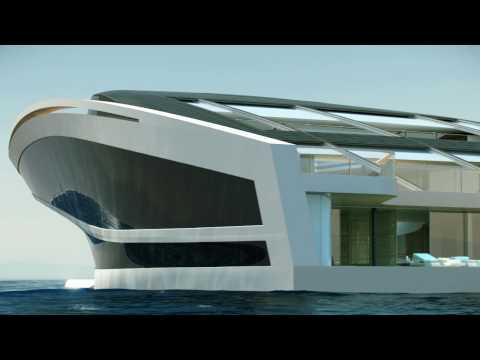 Wally Hermès Yachts hajóbemutató