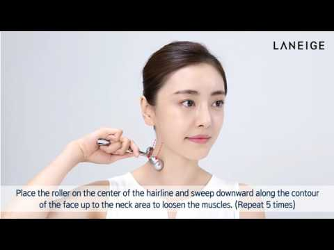 LANEIGE Time Freeze Face-Fit Roller: How To Achieve That V-Shaped Face