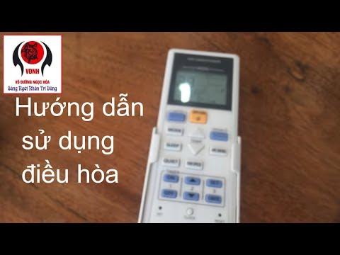 Hướng dẫn sử dụng điều hòa Panasonic đến tận răng - Thời lượng: 19:29.