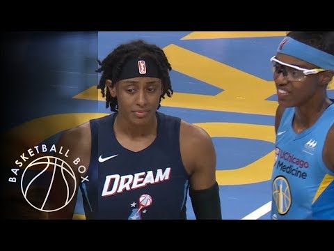 [WNBA] Atlanta Dream vs Chicago Sky Full Game Highlights, July 17, 2019