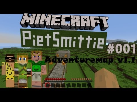 1.1 - Weitere Let's Plays und Hintergrundinfos: http://www.pietsmiet.de Map-Download: Nicht verfgbar Texture-Pack: http://goo.gl/NFVcD |Minecraft| Open-World-Spie...