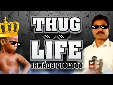 Video Thug Life - Irmãos Piologo #01 download in MP3, 3GP, MP4, WEBM, AVI, FLV January 2017