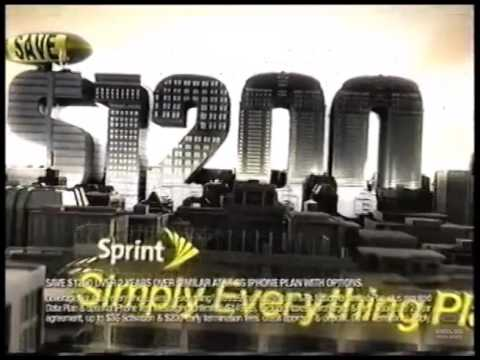 Sprint | Television Commercial | 2009