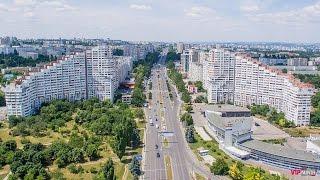 Chisinau Moldova  city photos gallery : Chisinau, Republic of Moldova, 4K Resolution, DJI Inspire 1