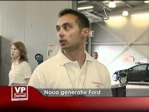 Noua generaţie Ford