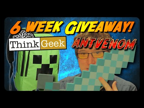 AntVenom - ENTER HERE | http://bit.ly/AntVenom-ThinkGeek-Giveaway » SUBSCRIBE | http://bit.ly/AntVenomSubscribe » MISS A VIDEO? | http://bit.ly/AntVenomUploads » SOCIAL MEDIA » LIVE-STREAM ...