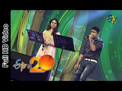 Video Revanth and Sunitha Performs - Gala Gala Gala Song in Vizag ETV @ 20 Celebrations download in MP3, 3GP, MP4, WEBM, AVI, FLV January 2017