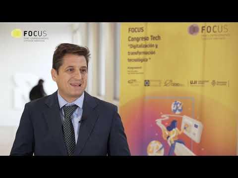 FOCUS Pyme Congreso Tech -Entrevista Juan Ángel Lafuente