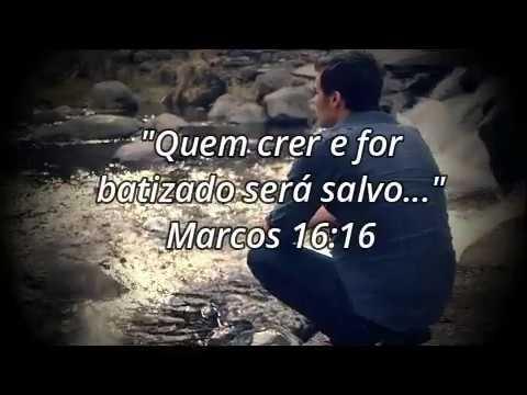 Batismo - 04/03/2018