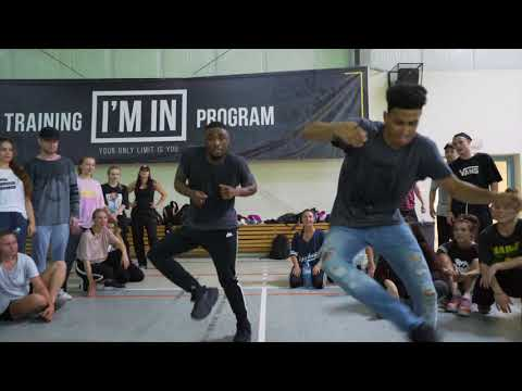 Homebros X J Funk @ I'm In Summer Dance Camp | Poland (day 2)