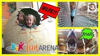 ★★★★ ICH BIN DIE INFOBOX ★★★★Heute nehmen wir euch mit in die Fun Arena in Henstedt-Ulzburg. Wir haben uns dort mit TipTapTube getroffen, daher findet ihr auch Videos zu unserem aufregenden Tag auf deren Kanälen. Viel Spaß bei dem Video. :o)❤️ Wenn euch unsere Videos gefallen, freuen wir uns über einen Daumen nach oben 👍 und ein Abo von euch (kostenlos): https://www.youtube.com/user/Spielzeugtester1 und nicht vergessen das Glöckchen anzuklicken, damit ihr keins unserer Videos verpasst. Hier findet ihr uns:💙 FACEBOOK: https://www.facebook.com/Spielzeugtester/📸 INSTAGRAM: https://www.instagram.com/die.spielzeugtester/👻 SNAPCHAT: MissKuschi😃 MISSKUSCHI: https://www.youtube.com/c/MissKuschi (Mamas Kanal)♥ ♥ ♥ ♥ ♥ ♥ ♥ ♥ ♥ ♥ ♥ ♥ ♥ ♥ ♥ ♥ ♥ ♥ ♥ ♥ ♥ ♥ ♥ ♥ ♥ ♥ ♥ ♥ ♥ ♥ ❤️ Unser Postfach für Briefe:Die SpielzeugtesterPostfach 220125438 TorneschWer eine Autogrammkarte haben möchte, nimmt bitte einen Briefumschlag, schreibt vorne leserlich seine Adresse drauf, klebt eine Briefmarke auf (Briefporto) und steckt diesen Umschlag gefaltet in einen anderen Umschlag - da bitte auch eine Briefmarke aufkleben und unsere Postfach Adresse angeben. Bei Briefen ins Ausland bitte internationalen Antwortschein beilegen.Ab damit zum Briefkasten und ein wenig Geduld haben. :o)♥ ♥ ♥ ♥ ♥ ♥ ♥ ♥ ♥ ♥ ♥ ♥ ♥ ♥ ♥ ♥ ♥ ♥ ♥ ♥ ♥ ♥ ♥ ♥ ♥ ♥ ♥ ♥ ♥ ♥ 🌟 Unsere YT-Ausstattung:Kamera 1: http://amzn.to/2kpCtb5 **Kamera 2: http://amzn.to/2kpiARG **Vlogging-Kamera: http://amzn.to/2kyc3Dx **GoPro Hero5: http://amzn.to/2qgaca7 **Activeon Actioncam: http://amzn.to/2puhNne **Leuchten: http://amzn.to/2kyfOZx **Schneideprogramm: http://amzn.to/2kpmHNn **❤️ Häufige Fragen:Wie alt ist Hannah? - 5Wann hat sie Geburtstag? - 08.08.2011Kommt Hannah 2017 in die Schule? - JaWie heißt die Mama? - SandraWie viele Tiere habt ihr? - 1 Hund, 2 Katzen, 4 VögelWas sind Flummy und Sabi für eine Rasse? - PerserHat Hannah nicht ein Hochbett? - Ja, das steht auf der anderen Seite.Hat Hannah einen Fernseher? - Ja, ab und zu darf sie darauf etw