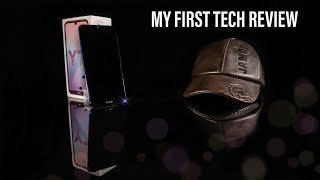 My First Tech Review | Huawei Y7 Prime 2019 | Mooroo