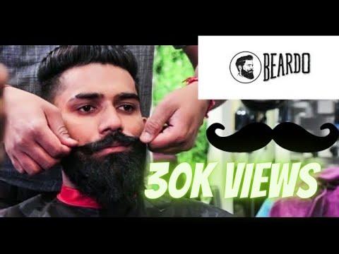 Beard oil - how to care & growth your beard  beardo  DEEP'S UNISEX SALON  bharuch