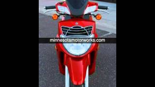 10. 2009 Sym HD 200  New Motorcycles - Blaine,Minnesota - 2013-05-03