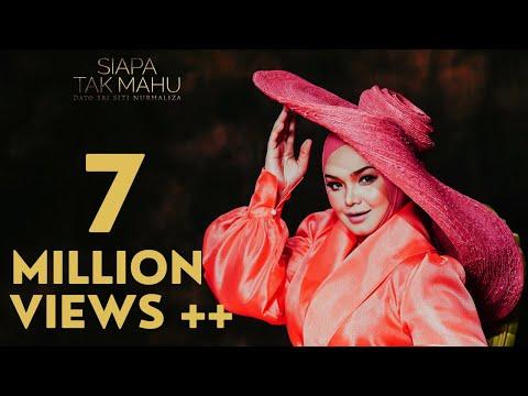 Siapa Tak Mahu - Dato' Sri Siti Nurhaliza (Official Music Video)