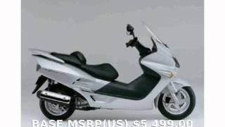 1. 2006 Honda Reflex Sport -  Engine motorbike Info Transmission Features Dealers superbike