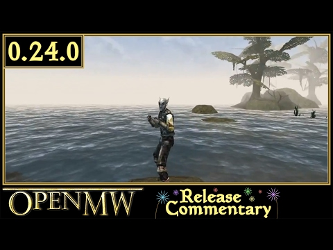 OpenMorrowind 0.24.0 Is an RPG Jewel in the Making – Video