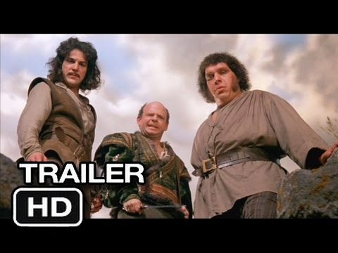 The Princess Bride Trailer #1 (1987)