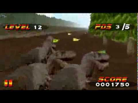 Video of Jurassic Race