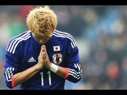 サッカー日本代表 歴代スーパーゴールTOP10動画