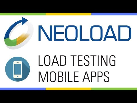 Load Testing Mobile Application with Neoload