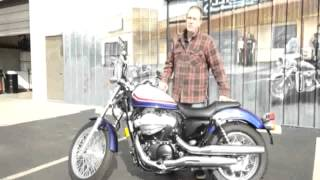 6. 2011 Honda Shadow