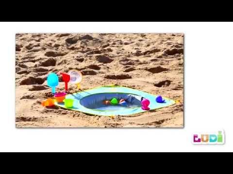 "Бассейн LUDI ""Пляж""(2202)"