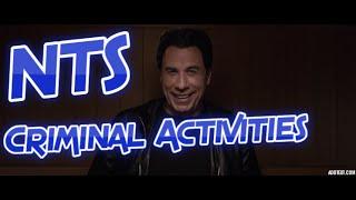 NTS: Criminal Activities (2015) (John Travolta) Movie Review