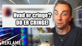 Besvarer JERES underlige spørgsmål! | ASK ME