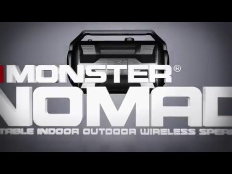 Nomad Wireless Speaker | Monster® Audio