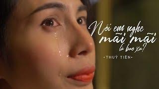 Video Nói Em Nghe Mãi Mãi Là Bao Xa - Thủy Tiên [ Official MV ] | Nhạc Hay 2018 MP3, 3GP, MP4, WEBM, AVI, FLV Mei 2018
