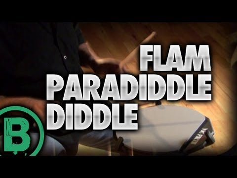 Flam Paradiddle-Diddle