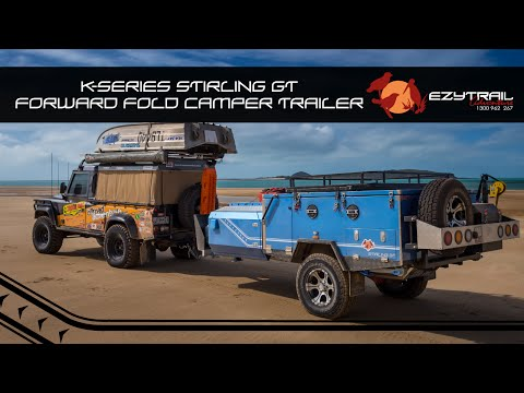 Ezytrail Camper Trailers M1 Buckland Series Videos part 1
