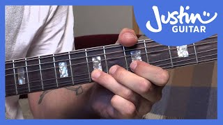 Guitar Technique: Vibrato [Hand Movement] (Guitar Lesson TE-008)