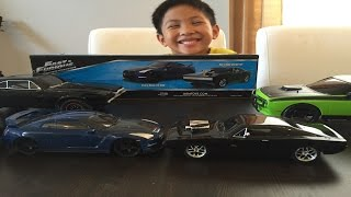 Nonton Fast and Furious 7 Nissan GTR Dodge Charger R/T Jada RC Cars Film Subtitle Indonesia Streaming Movie Download