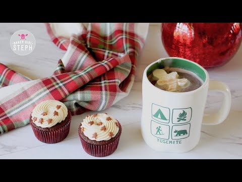 FROZEN WHIPPED CREAM HOLIDAY CUBES || Holiday Recipe