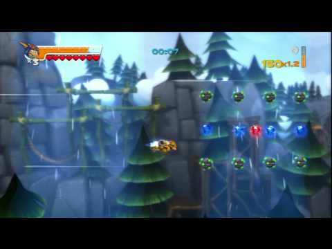 preview-Rocket Knight only on GameZone\'s channel (Kwings)