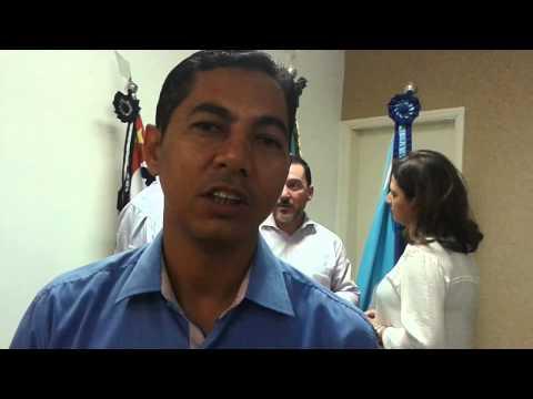 Depoimento do vice-prefeito de Rosana Denis sobre a atuação do deputado Vinicius Carvalho